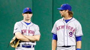 Mike Baxter and Kirk Nieuwenhuis are expected to be key players in the Mets outfield in 2013