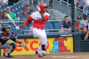 1B Dominic Smith could be the Mets first round pick