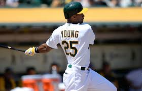 Chris Young brings some much needed pop to the Mets uncertain outfield