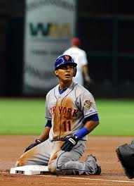 Tejada has a very cloudy future in New York.