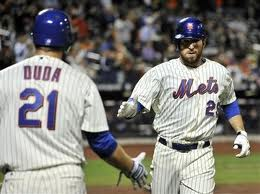 The Mets are going to finally have to pick the inevitable: Davis or Duda?