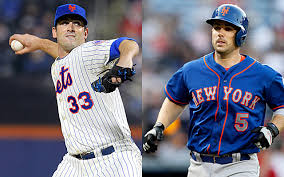 Both Harvey and Wright gave Mets fans a lot of smiles in another tough season