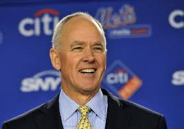 Sandy Alderson just finished his busiest offseason as Mets GM