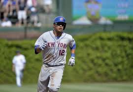 Juan Lagares is the only Met outfielder from 2013 expected to make the team