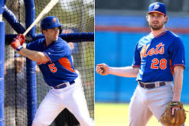 David Wright and Daniel Murphy will once again be relied upon to carry the Mets lineup Photo by NY Post