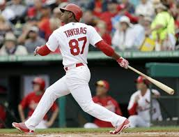 Top Prospect Oscar Tavares is just waiting for a spot in a loaded Cardinals lineup