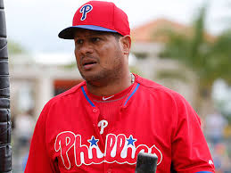 The Phillies didn't believe the 40-year old Abreu could contribute in 2014