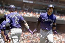 Both Carlos Gonzalez and Troy Tulowitzki have done serious damage against the Mets