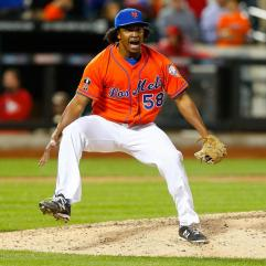 Jenrry Mejia clearly caught the attention of the Nationals after Friday's contest