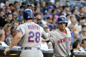 David Wright and Daniel Murphy have been the staples of the New York Mets offense over the past four seasons