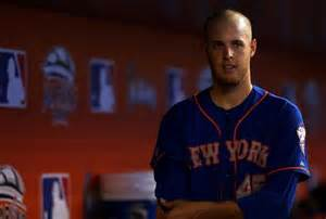 After giving Zack Wheeler an MRI as a precaution, the club is expected to lose their young right-hander for the 2015 season (Photo by Newsday)