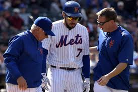 April 19th was a very bad  day for the New York Mets