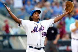 Jenrry Mejia may have thrown his last pitch as a Met Photo by NY Post