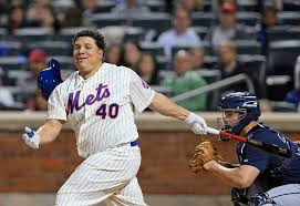 Colon has enjoyed being a New York Met in 2015, and the fans have enjoyed having him in New York (Photo by USA Today)