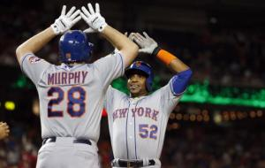 Daniel Murphy and Yoenis Cespedes will be cashing in this winter